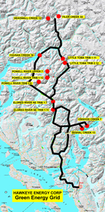 Hawkeye Green Energy Grid | Friends of Bute Inlet